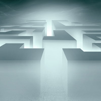 Create a Geometric Maze Design in Photoshop